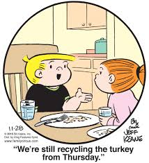 thanksgiving comic tags family circus page 2