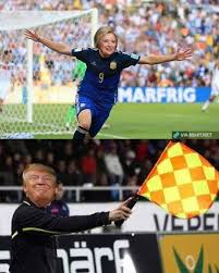 Facebook Soccer Memes - soccer memes another election meme trump hilguain facebook