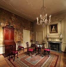 period homes and interiors room from the powel house philadelphia work of heilbrunn