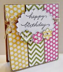 handmade birthday card 32 handmade birthday card ideas and images