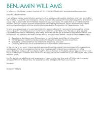 administrative assistant cover letter cover letter for administration exle adriangatton
