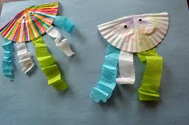 kid craft under the sea jellyfish art food fam crafts fun