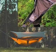 kammock glider hammock tent tarp that catches rain