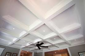 home ceiling lighting design bedroom outstanding coffered ceiling kits for inspiring awesome