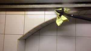 Cleaning Greasy Kitchen Cabinets Steam Cleaning Greasy Kitchen Walls Youtube
