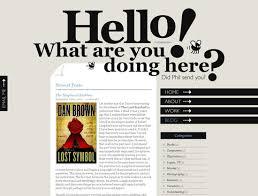 blog design ideas 50 beautiful and creative blog designs smashing magazine