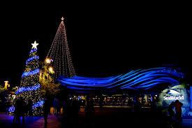 seaworld u0027s christmas celebration 2016 california coaster kings