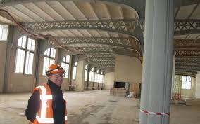 bureau de poste rue du louvre découvrez l énorme chantier de la poste du louvre le parisien