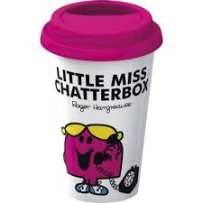 buy creative tops mr men little miss chatterbox double walled