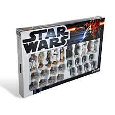 star wars chess sets amazon com star wars chess set chess game board with star wars