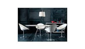 kartell glossy dining table kartell glossy round table sesigncorp