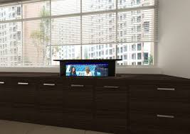 Bedroom Furniture Tv Lift Pop Up Tv Lift Mechanism With Remote Control