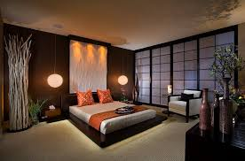 1 Bedroom Design View In Gallery Stunning Asian Style Bedroom With Platform Bed And