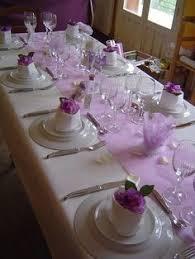 dã coration table mariage décoration table de mariage des salles en fonction du nombre