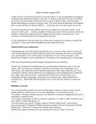 Faking Resume Experience Awesome Design How To Build A Good Resume 6 Amazing How To Make A