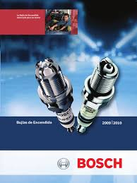 catalogo bujias bosch 2009 2010
