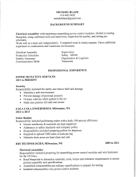 Job History Resume by Resume Tools Haadyaooverbayresort Com