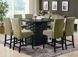 Best Bar Height Patio Set Images On Pinterest Patio Sets - Bar height dining table with 8 chairs