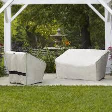 simple maintenance can make patio sets last longer