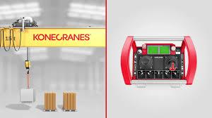smart features for overhead cranes konecranes usa