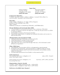 Model Resume Example by Marvelous Idea Resume Model 4 Best Resume Examples For Your Job