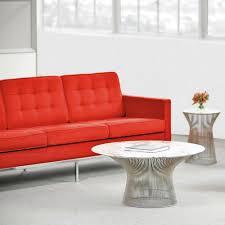 warren platner side table knoll modern furniture palette