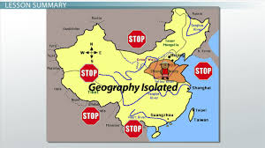 Geographer Resume How Geography Isolated Ancient China Video U0026 Lesson Transcript