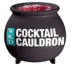 bar magazine wkd cocktail cauldrons add to bars u0027 halloween theatre