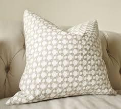 schumacher betwixt stone gray pillow neutral grey