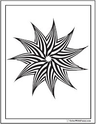 geometric patterns kids coloring pages kids colouring patterns