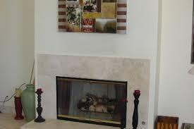 Travertine Fireplace Tile by Granite Countertops Tile And Stone Photos Travertine Fireplace