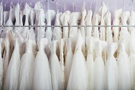 Wedding Dress Shop Women Are Offering Their Own Wedding Dresses To Brides Affected By