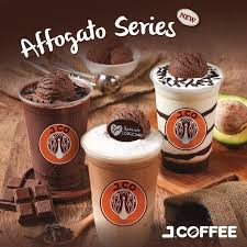 Coffe J Co j co opens newest store in sm east ortigas introduces new affogato