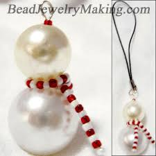 71 best beaded ornaments images on beaded