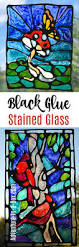 Kids Stained Glass Craft - 1161 best cool kids craft ideas images on pinterest art projects