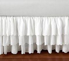 Bed Skirts For Cribs Home Classicsâ Ruffle Bedskirt White Home Bed Skirts