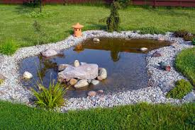 Designing A Backyard 37 Backyard Pond Ideas U0026 Designs Pictures