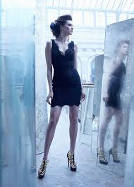 lazaro bridesmaid dresses black lace sleeveless sheath bridesmaid dress scalloped v