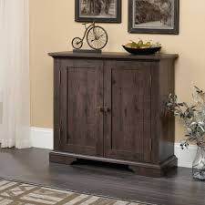 Accent Cabinets Sauder New Grange Accent Storage Cabinet Multiple Finishes