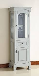 Bathroom Tall Cabinet by James Martin Brookfield 20 5 Inch Transitional Bathroom Tall Side