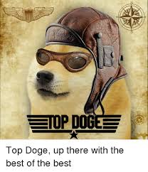 Top Doge Memes - eop dog top doge up there with the best of the best doge meme on me me