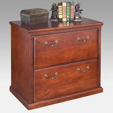 Cherry Lateral File Cabinet 2 Drawer by Kathy Ireland Home By Martin Huntington Club 2 Drawer Lateral File