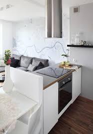 sol cuisine ouverte design interieur cuisine ouverte salon canapé gris sol