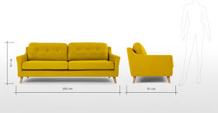 cheap yellow sofas uk a seater sofa in cheap yellow sofas uk a
