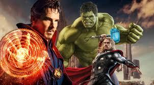 film marvel akan datang strange confirmed for thor ragnarok comingsoon net