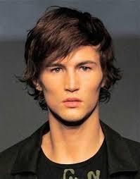 hairstyles for men with medium length hair dardy pinterest