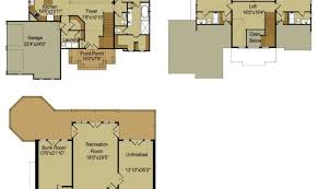 12 pictures walkout basement house plans on lake house plans 88199