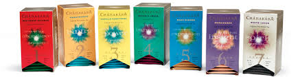chanakara teas by stash tea inspired by the seven chakras