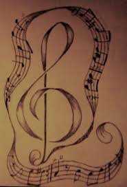 wood tattoo designs musical tattoos music note tattoo music tattoos tattoos