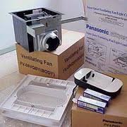 Panasonic Bathroom Exhaust Fan How To Install A Bath Room Exhaust Fan Panasonic Whisperlite Fan